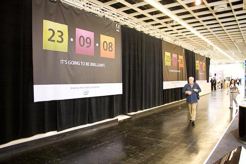 Adobe vor der großen Präsentation