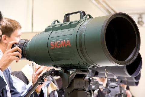 Sigma 2.8 200-500mm