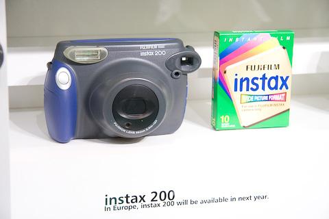Instant-Kamera von FujiFilm