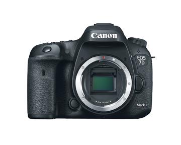 Canon 7D - Front